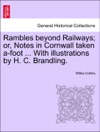 Rambles Beyond Railways Or Notes In Cornwall Taken A-foot  With Illustrations By H C Brandling NEW EDITION