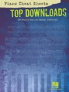 Piano Cheat Sheets Top Downloads Songbook
