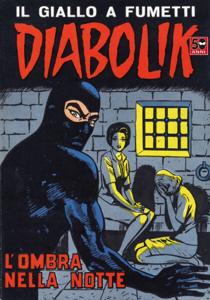 DIABOLIK #35 Libro Cover