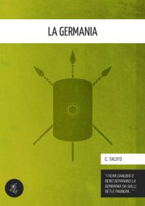 La Germania Libro Cover