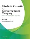Elizabeth Vermette V Kenworth Truck Company