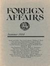Foreign Affairs - Summer 1984