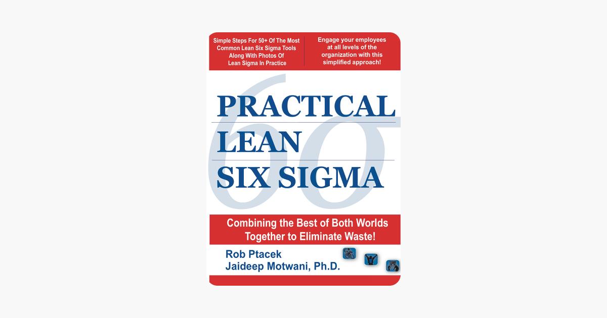 Practical Lean Six Sigma