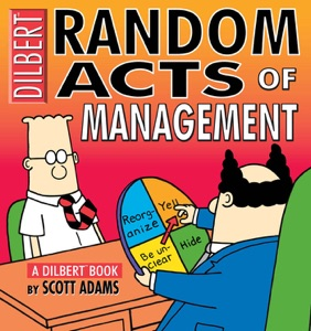 Random Acts of Management Book Cover