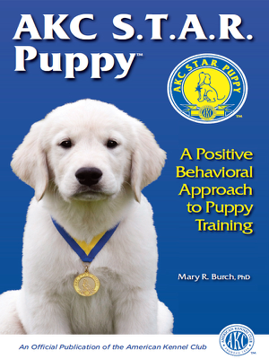 AKC Star Puppy - Mary Burch book