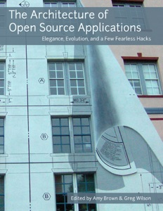 The Architecture of Open Source Applications Book Cover