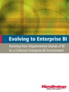 Evolving To Enterprise BI