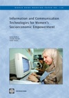 Information And Communication Technologies For Womens Socioeconomic Empowerment