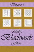 Shelly's Blackwork Fillers Volume 1
