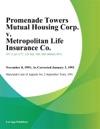 Promenade Towers Mutual Housing Corp V Metropolitan Life Insurance Co