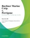 Bayliner Marine Corp V Perrigoue