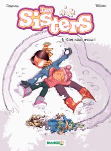Les Sisters - tome 4 - C'est nikol crème ! Couverture de livre