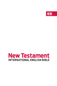 International English Bible New Testament