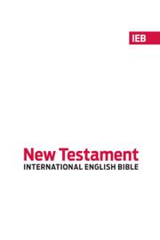 International English Bible New Testament book