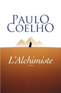 L'Alchimiste par Paulo Coelho Couverture de livre