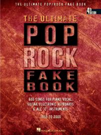The Ultimate Pop/Rock Fake Book (Songbook) book