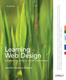 Learning Web Design book