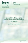 Incentive Plans And Non-monetary Reward Systems