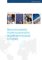 Beyond Austerity: A Path to Economic Growth and Renewal In Europe