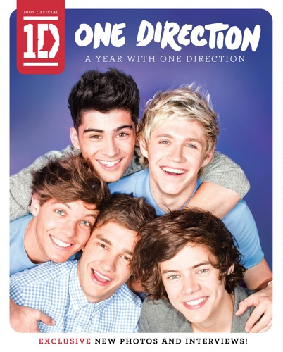 One Direction: A Year with One Direction E-Book Download
