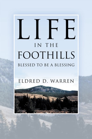 Life In The Foothills: Blessed To Be A Blessing