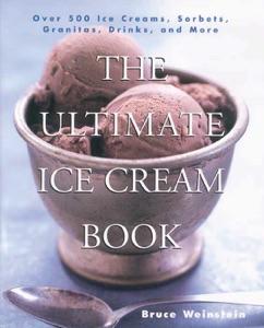 The Ultimate Ice Cream Book Book Cover