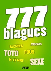 777 blagues La couverture du livre martien