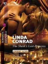 The Sheik's Lost Princess
