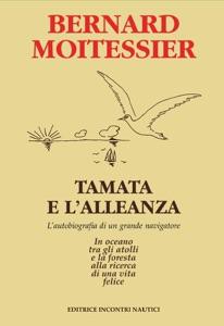 Tamata e l'Alleanza da Bernard Moitessier Copertina del libro