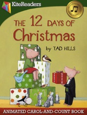 The 12 Days of Christmas - Animated Read Aloud Edition with Highlighting