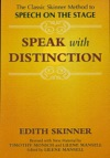 Speak With Distinction