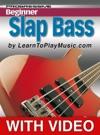 Beginner Slap Bass Lessons - Progressive With Video