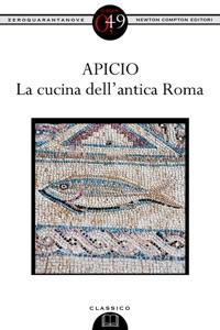 La cucina dell'antica Roma Book Cover