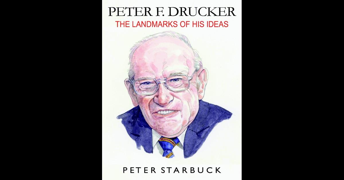 peter f drucker books pdf