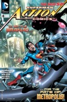 Action Comics 2011-  8