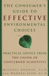 The Consumers Guide To Effective Environmental Choices