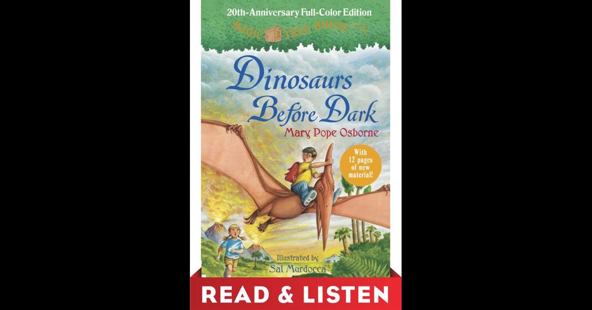 dinosaurs before dark full color edition de mary pope osborne sal murdocca en ibooks. Black Bedroom Furniture Sets. Home Design Ideas