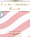 The Star-Spangled Banner Pure Sheet Music Duet For Trumpet And Guitar Arranged By Lars Christian Lundholm