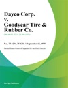 Dayco Corp V Goodyear Tire  Rubber Co