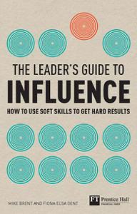 The Leader's Guide to Influence La couverture du livre martien