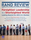 RAND Review Vol 36 No 2 Fall 2012