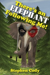 There's An Elephant Following Me!