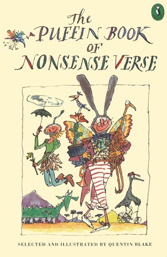 Quentin Blake - The Puffin Book of Nonsense Verse