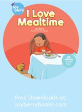 I Love Mealtime (Teach Me About)