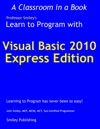 Learn To Program With Visual Basic 2010 Express Edition
