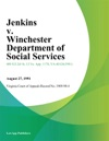 Jenkins V Winchester Department Of Social Services