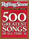 Rolling Stone Sheet Music Classics Volume 1 1950s-1960s