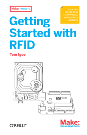Make: Getting Started with RFID