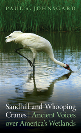 Sandhill and Whooping Cranes book