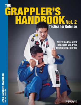 The Grappler's Handbook - Jean Jacques Machado & Jay Zeballos book